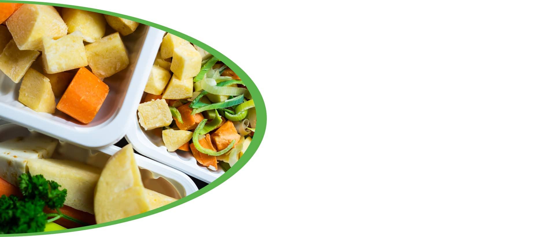 Tuoretta läheltä - herkullista ruokaa kotimaisista kasviksista